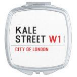 Kale Street  Compact Mirror