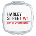 HARLEY STREET  Compact Mirror