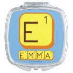 E EMMA  Compact Mirror
