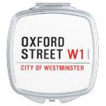 oxford street  Compact Mirror