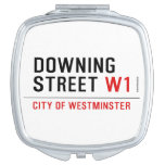 downing street  Compact Mirror