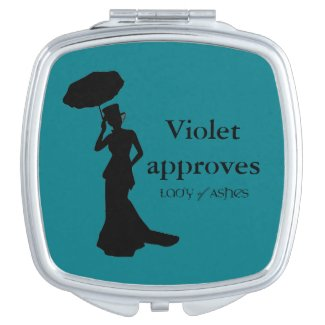 Compact Mirror, Lady of Ashes Vanity Mirror