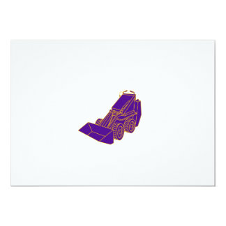 Compact Skid Steer Mono LIne Card