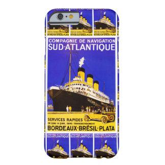 Compagnie De Navigation Sud Atlantique Barely There iPhone 6 Case