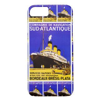 Compagnie De Navigation Sud Atlantique iPhone 8/7 Case