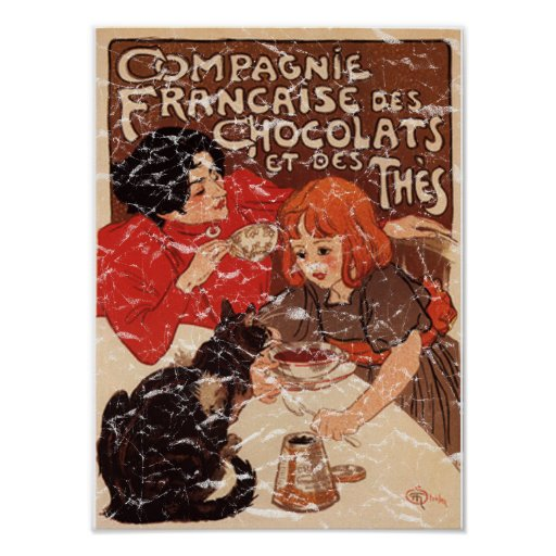 Compagnie - distressed posters