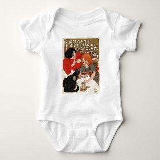 Compagnie Francaise Des Chocolats Baby Bodysuit