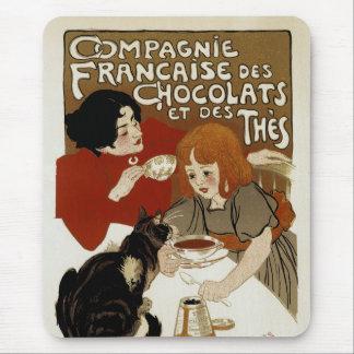 Compagnie Francaise des Chocolats et des Thes Mouse Pad