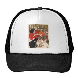 Compagnie Francaise Des Chocolats Trucker Hat