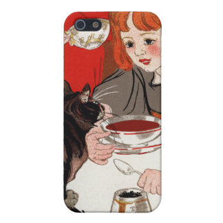 Compagnie Francaise des Chocolats Steinlen Cover For iPhone 5