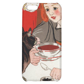 Compagnie Francaise des Chocolats Steinlen iPhone 5C Cover
