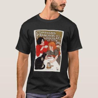 Compagnie Francaise des Chocolats, Steinlen T-Shirt