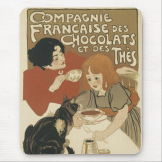 Compagnie Francaise Mouse Pad