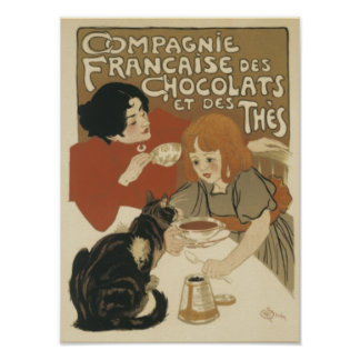 Compagnie Francaise Poster