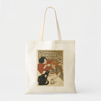 Compagnie Francaise Tote Bag