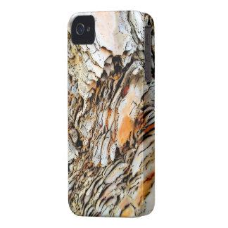 Compañero abstracto del caso de la naturaleza de iPhone 4 carcasa