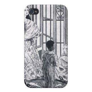 Compañero de consumición en Buenos Aires iPhone 4/4S Carcasa