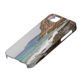 Compañero de la caja de la orilla del Acadia iPhone 5 Fundas