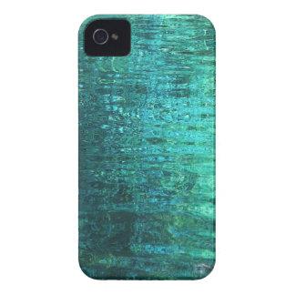 Compañero de la caja de las ondulaciones iPhone4 iPhone 4 Case-Mate Cobertura