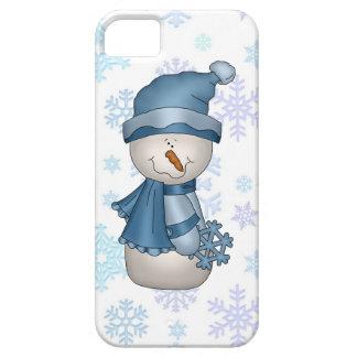 Compañero de la caja del muñeco de nieve iPhone5 Funda Para iPhone SE/5/5s