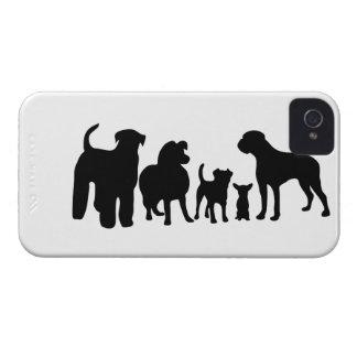 Compañero del caso del iphone 4 de la diversión de iPhone 4 Case-Mate cárcasa