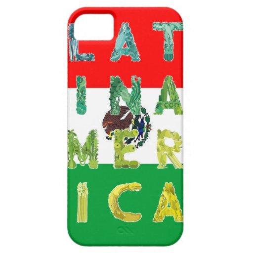 Compañero del caso del iPhone 5 de América latina iPhone 5 Fundas