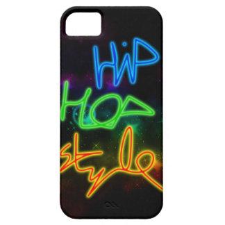 Compañero del caso del iPhone 5 del estilo de Hip iPhone 5 Fundas