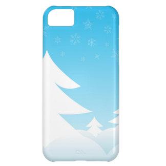 Compañero del caso del iPhone 5 del navidad