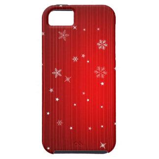 Compañero del caso del iPhone 5 del navidad iPhone 5 Case-Mate Cobertura