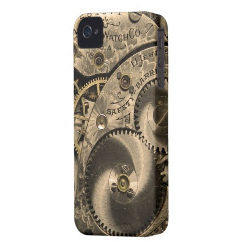 Compañero del caso del mecanismo iPhone4 del Case-Mate iPhone 4 Funda