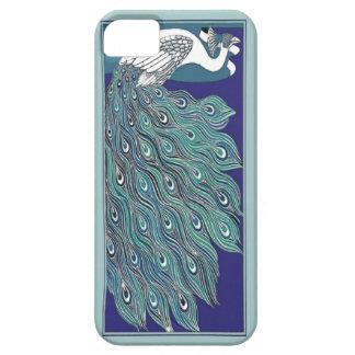 Compañero del caso del pavo real iPhone5 de iPhone 5 Carcasa