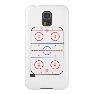 Compañero del juego de hockey del diagrama de la funda para galaxy s5