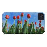 Compañero hermoso del caso del iphone 4 de las flo iPhone 4 Case-Mate carcasa