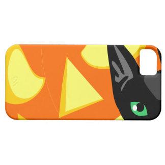 Compañero Iphone4 del caso del gato y de la calaba iPhone 5 Cobertura