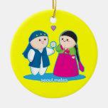 Compañeros de Seul Adorno De Reyes