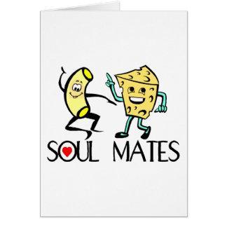 Compañeros del alma tarjetas