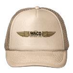 compañía aérea de waco gorros bordados