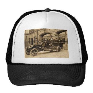 Compañía de bomberos del vintage de no. 34 del mot gorros