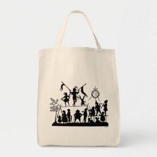 Compañía de circo bolsa tela para la compra