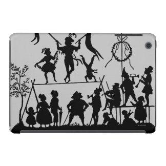 Compañía de circo funda de iPad mini