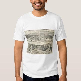 Compañía de la madera de construcción del arbolado camisas