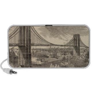 Compañía de seguros de vida de Brooklyn iPhone Altavoz