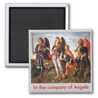 compañía del imán de los ángeles
