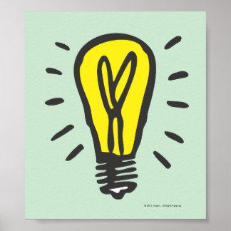 Compañía eléctrica póster