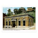Compañía fiduciaria, vintage de Phillipsburg NJ Tarjetas Postales