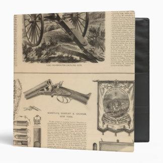 """Compañía Schuyler, Hartley y Graham del arma de Carpeta 1 1/2"""""""