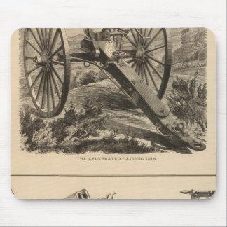 Compañía Schuyler, Hartley y Graham del arma de Ga Mousepads