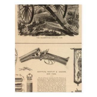 Compañía Schuyler, Hartley y Graham del arma de Postal