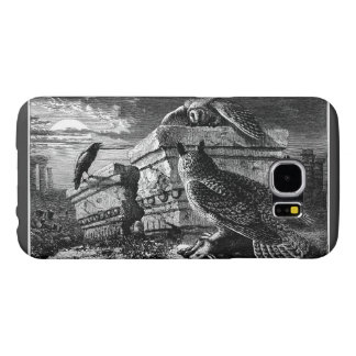 Companion to Owls Samsung Galaxy S6 Case