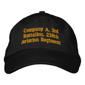 Company A, 3rd Battalion, 238th Aviation Regiment Baseball Cap
